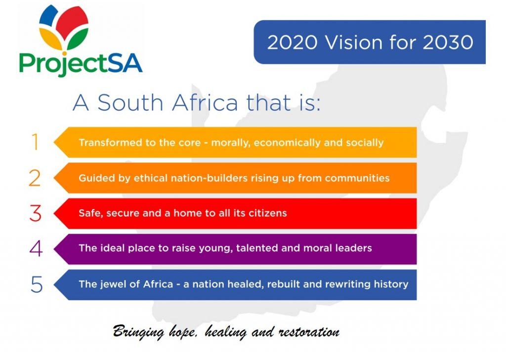 Project SA_Vision 2020_